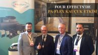 FOUR EFFECTS'DE PA-FLEX KAUÇUK ETKİSİ